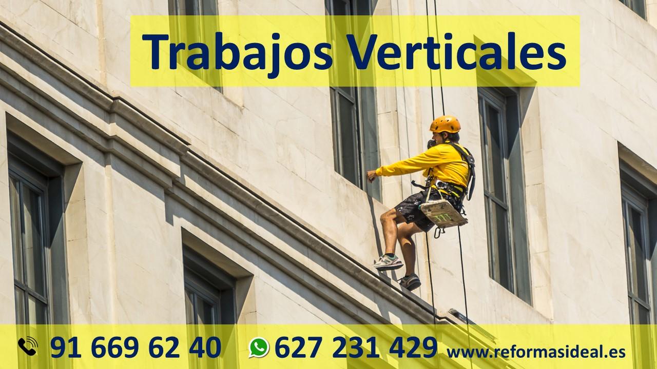Presupuestos de trabajos verticales en Arroyomolinos